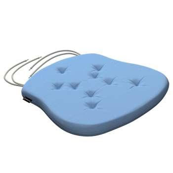 Siedzisko Filip na krzesło 41x38x3,5 cm w kolekcji Loneta, tkanina: 133-21