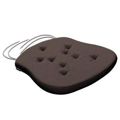 Siedzisko Filip na krzesło w kolekcji Etna, tkanina: 705-08