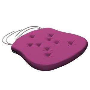 Siedzisko Filip na krzesło 41x38x3,5 cm w kolekcji Etna , tkanina: 705-23