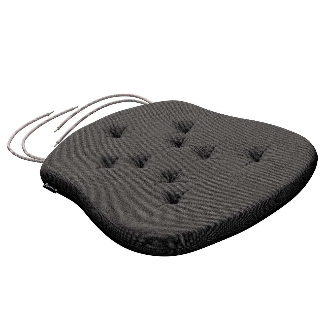 Siedzisko Filip na krzesło 41x38x3,5 cm w kolekcji Etna , tkanina: 705-35
