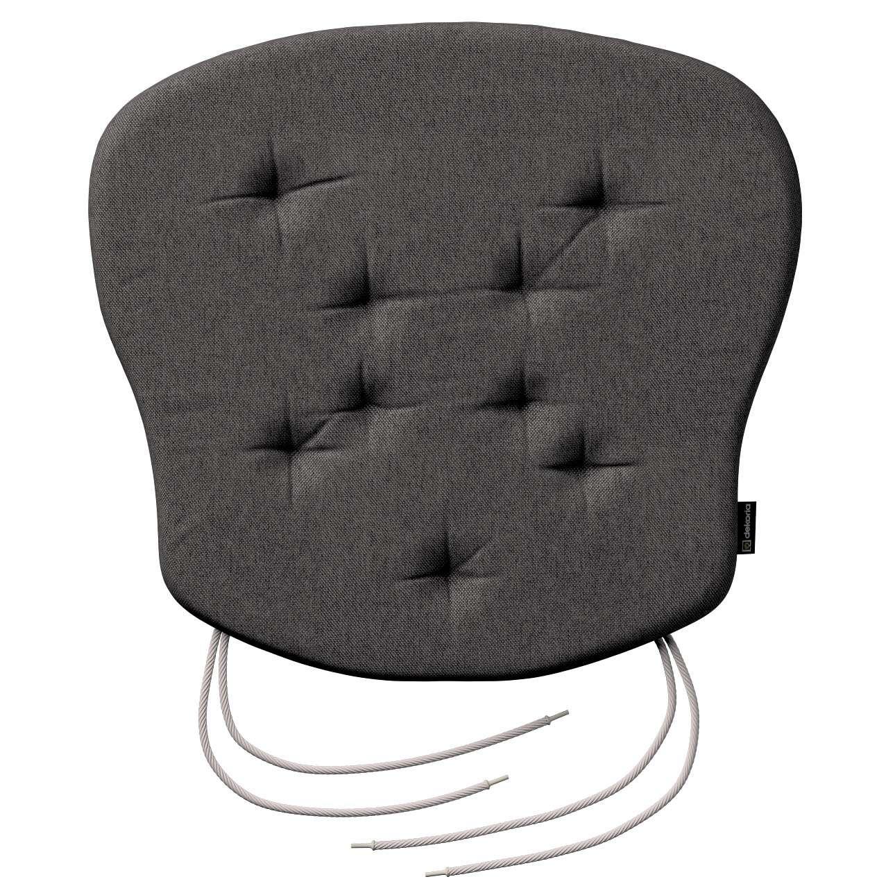 Siedzisko Filip na krzesło w kolekcji Etna , tkanina: 705-35