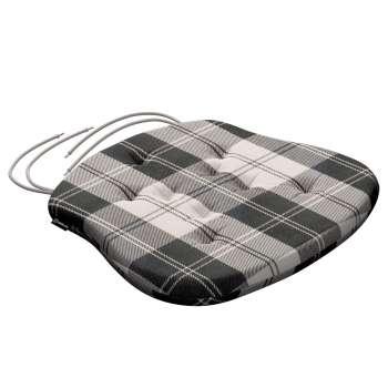 Siedzisko Filip na krzesło 41x38x3,5 cm w kolekcji Edinburgh, tkanina: 115-74