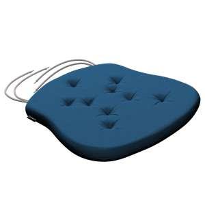 Siedzisko Filip na krzesło 41x38x3,5 cm w kolekcji Cotton Panama, tkanina: 702-30