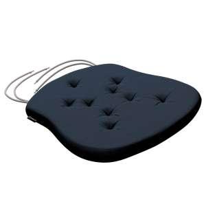 Siedzisko Filip na krzesło 41x38x3,5 cm w kolekcji Quadro, tkanina: 136-04