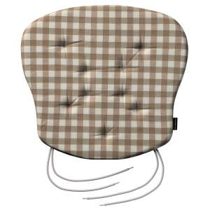 Kėdės pagalvėlė Filip  41 x 38 x 3,5 cm kolekcijoje Quadro, audinys: 136-06