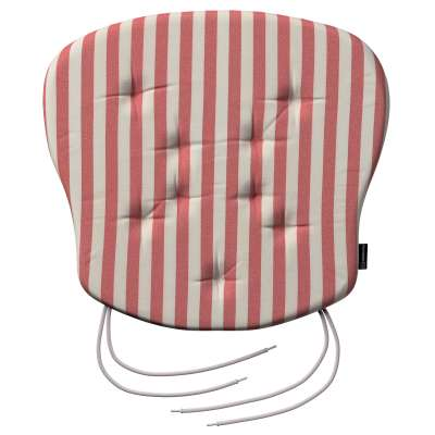 Filip s viazaním 136-17 červeno-biele prúžky Kolekcia Quadro