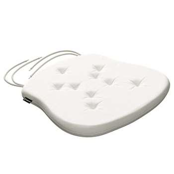 Siedzisko Filip na krzesło 41x38x3,5 cm w kolekcji Cotton Panama, tkanina: 702-34