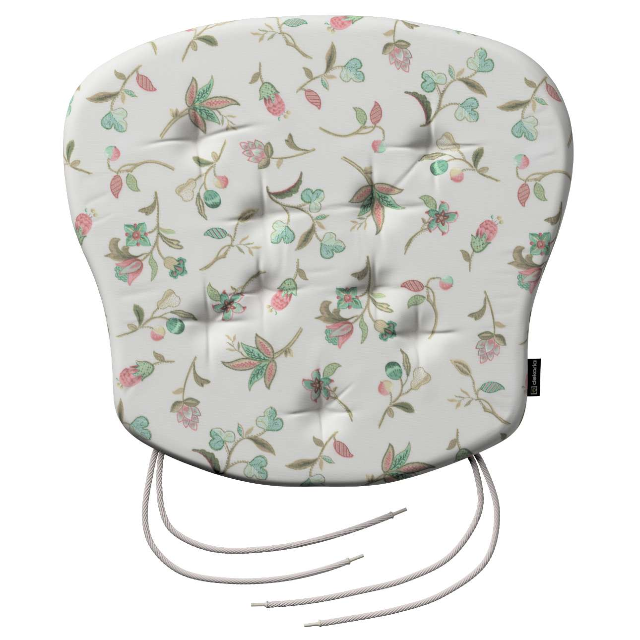 Kėdės pagalvėlė Filip  41 x 38 x 3,5 cm kolekcijoje Londres, audinys: 122-02