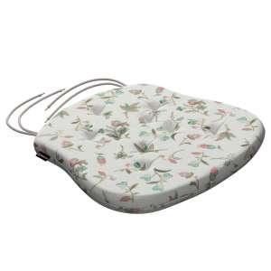 Siedzisko Filip na krzesło 41x38x3,5 cm w kolekcji Londres, tkanina: 122-02