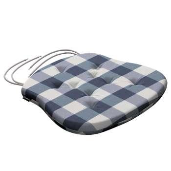 Siedzisko Filip na krzesło w kolekcji Quadro, tkanina: 136-03