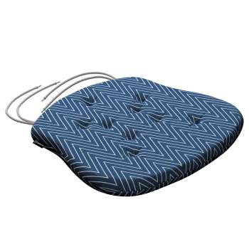 Filip seat pad with ties