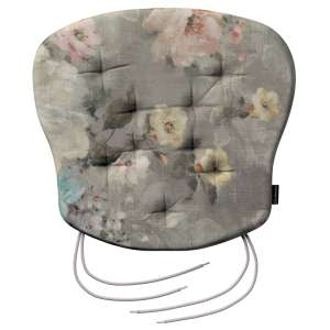 Siedzisko Filip na krzesło 41x38x3,5 cm w kolekcji Monet, tkanina: 137-81