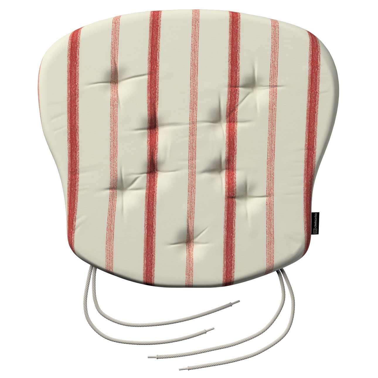 Kėdės pagalvėlė Filip  41 x 38 x 3,5 cm kolekcijoje Avinon, audinys: 129-15