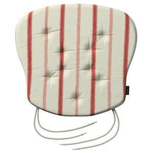 Siedzisko Filip na krzesło 41x38x3,5 cm w kolekcji Avinon, tkanina: 129-15