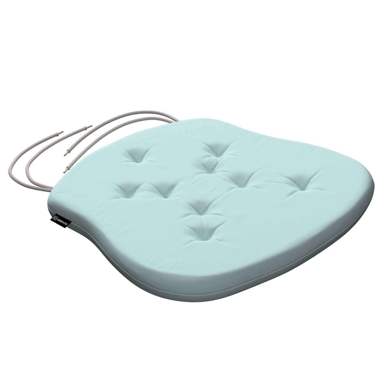 Siedzisko Filip na krzesło w kolekcji Cotton Panama, tkanina: 702-10