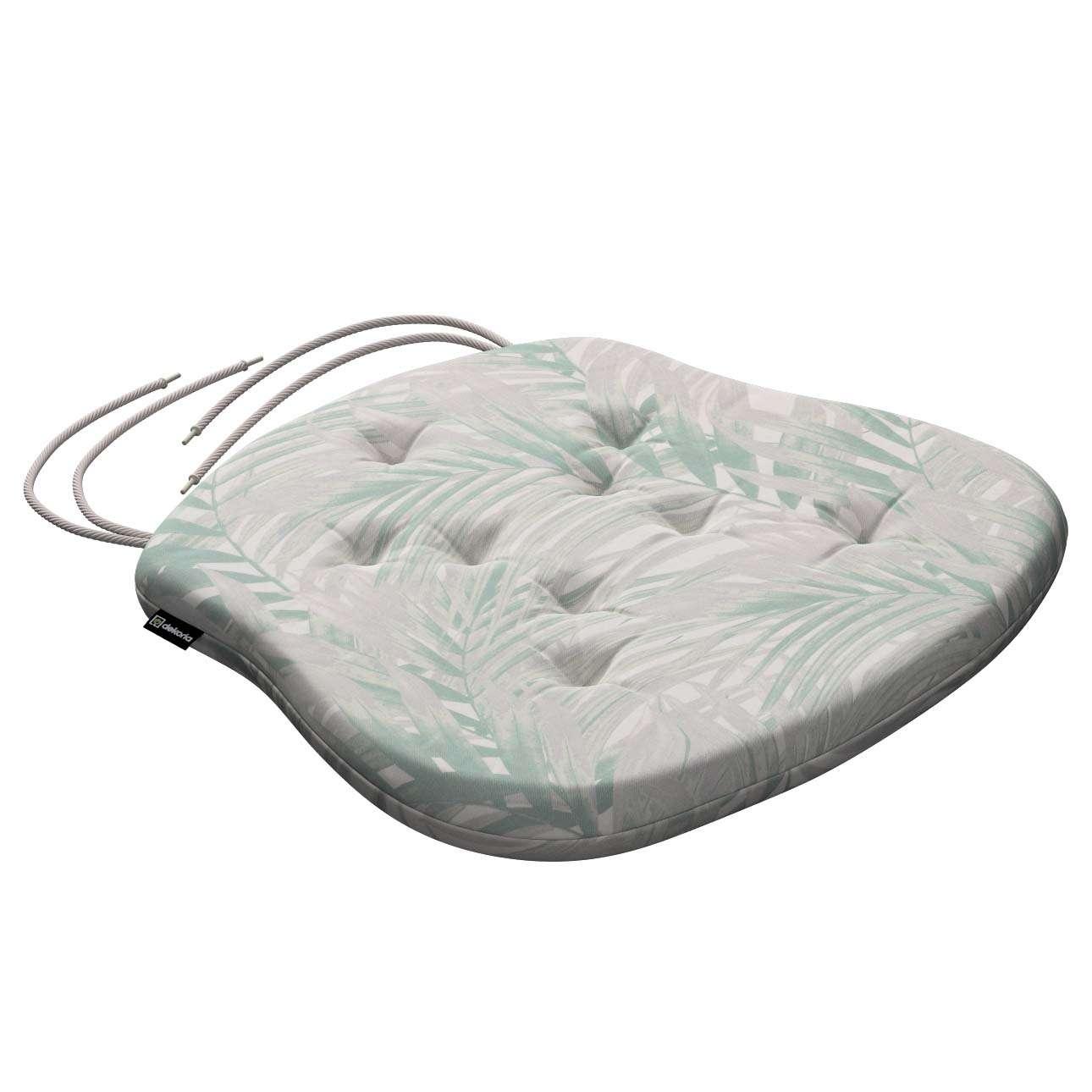 Siedzisko Filip na krzesło w kolekcji Gardenia, tkanina: 142-15