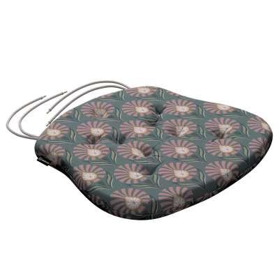 Siedzisko Filip na krzesło w kolekcji Gardenia, tkanina: 142-17