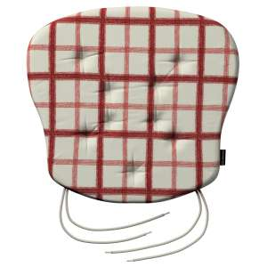 Siedzisko Filip na krzesło 41x38x3,5 cm w kolekcji Avinon, tkanina: 131-15