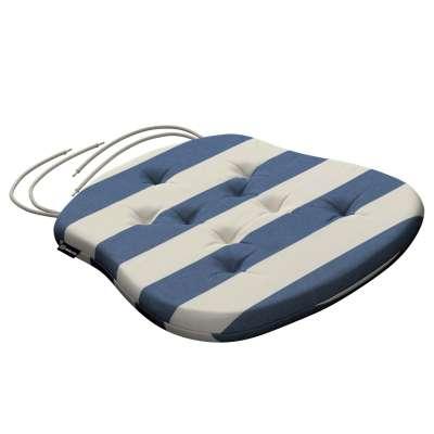 Siedzisko Filip na krzesło w kolekcji Quadro, tkanina: 142-70