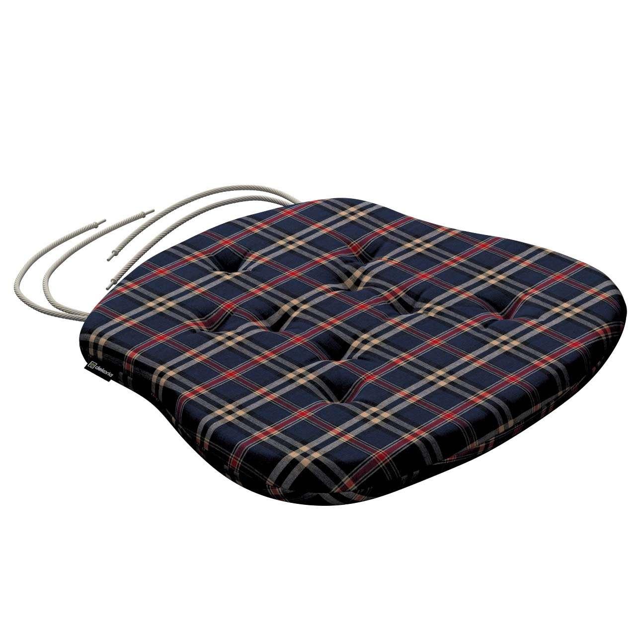 Siedzisko Filip na krzesło w kolekcji Bristol, tkanina: 142-68