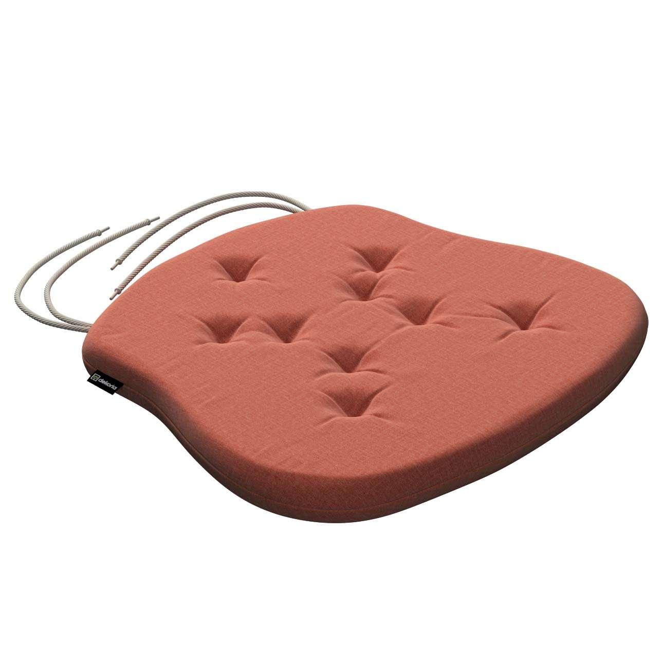 Siedzisko Filip na krzesło w kolekcji Ingrid, tkanina: 705-37
