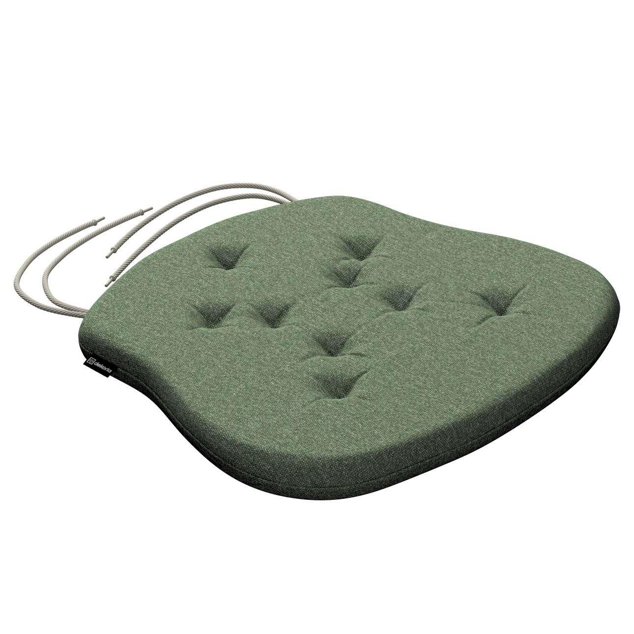 Siedzisko Filip na krzesło w kolekcji Amsterdam, tkanina: 704-44