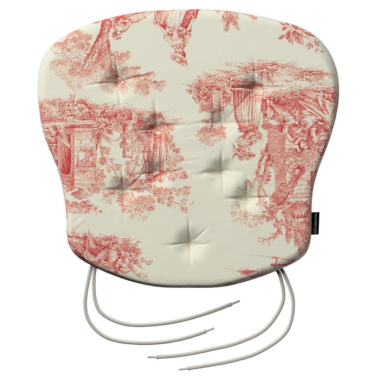 Kėdės pagalvėlė Filip  41 × 38 × 3,5 cm kolekcijoje Avinon, audinys: 132-15