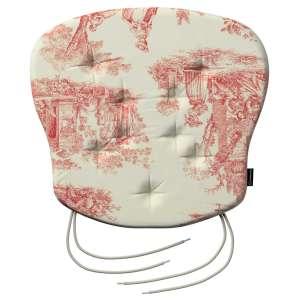 Siedzisko Filip na krzesło 41x38x3,5 cm w kolekcji Avinon, tkanina: 132-15