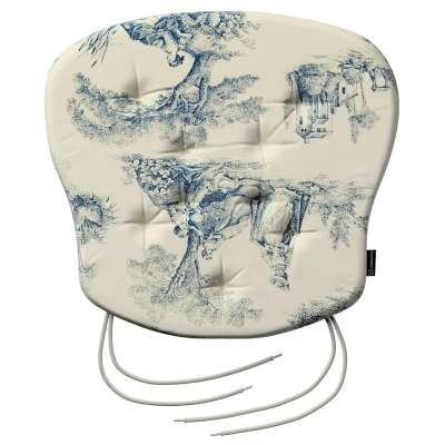 Siedzisko Filip na krzesło w kolekcji Avinon, tkanina: 132-66