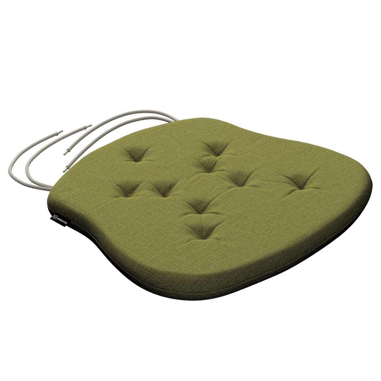Siedzisko Filip na krzesło w kolekcji Living, tkanina: 161-13