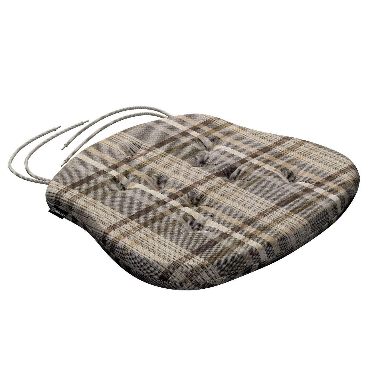 Siedzisko Filip na krzesło w kolekcji Edinburgh, tkanina: 703-17