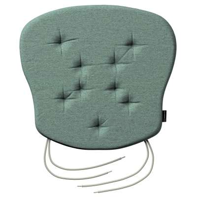 Siedzisko Filip na krzesło 161-89 szara mięta melanż Kolekcja Madrid