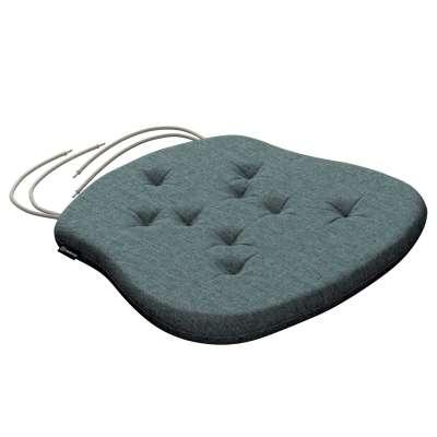 Siedzisko Filip na krzesło 704-85 szary błekit szenil Kolekcja City