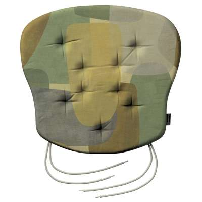 Philip seat pad with ties