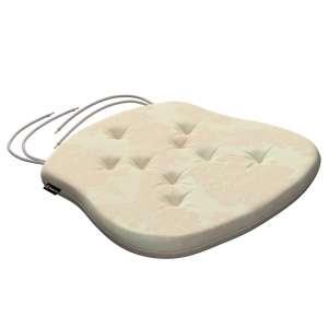 Siedzisko Filip na krzesło 41x38x3,5 cm w kolekcji Damasco, tkanina: 613-01