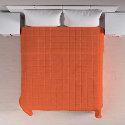 Basic takaró káró steppeléssel 127-35 narancssárga Méteráru Jupiter Lakástextil