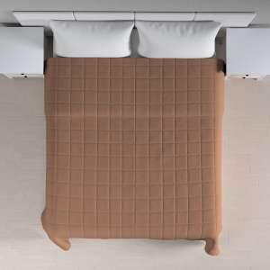 Einfacher Überwurf mit Karosteppung 260 x 210 cm von der Kollektion Cotton Panama, Stoff: 702-02