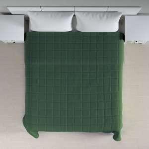 Einfacher Überwurf mit Karosteppung 260 x 210 cm von der Kollektion Cotton Panama, Stoff: 702-06