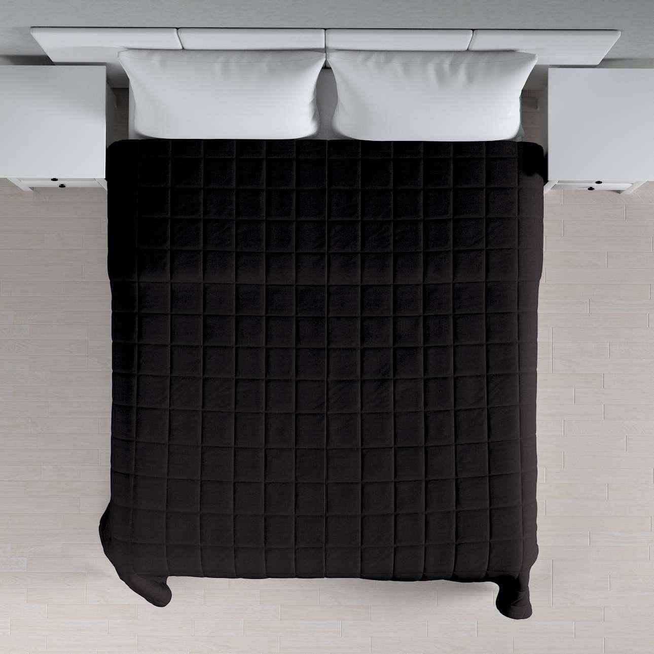 Prehoz prešívaný do štvorcov V kolekcii Cotton Panama, tkanina: 702-08