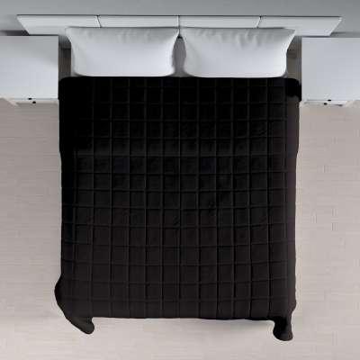 Lovatiesės (kvadratėliais dygsniuotos) 702-09 juoda Kolekcija Cotton Panama