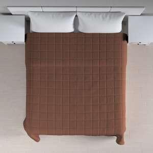 Einfacher Überwurf mit Karosteppung 260 x 210 cm von der Kollektion Loneta, Stoff: 133-09