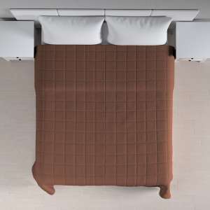 Narzuta pikowana w kratę szer.260 x dł.210 cm w kolekcji Loneta, tkanina: 133-09