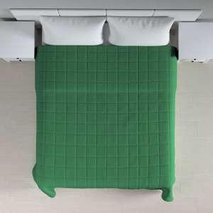 Narzuta pikowana w kratę szer.260 x dł.210 cm w kolekcji Loneta, tkanina: 133-18
