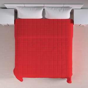 Narzuta pikowana w kratę szer.260 x dł.210 cm w kolekcji Loneta, tkanina: 133-43