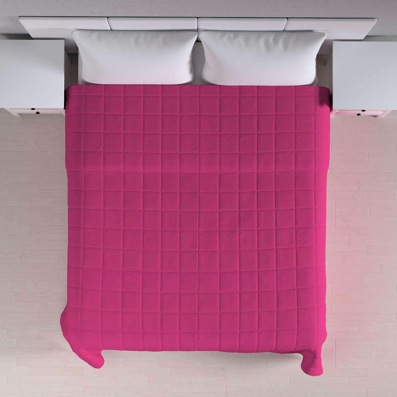 Prehoz prešívaný do štvorcov V kolekcii Loneta, tkanina: 133-60