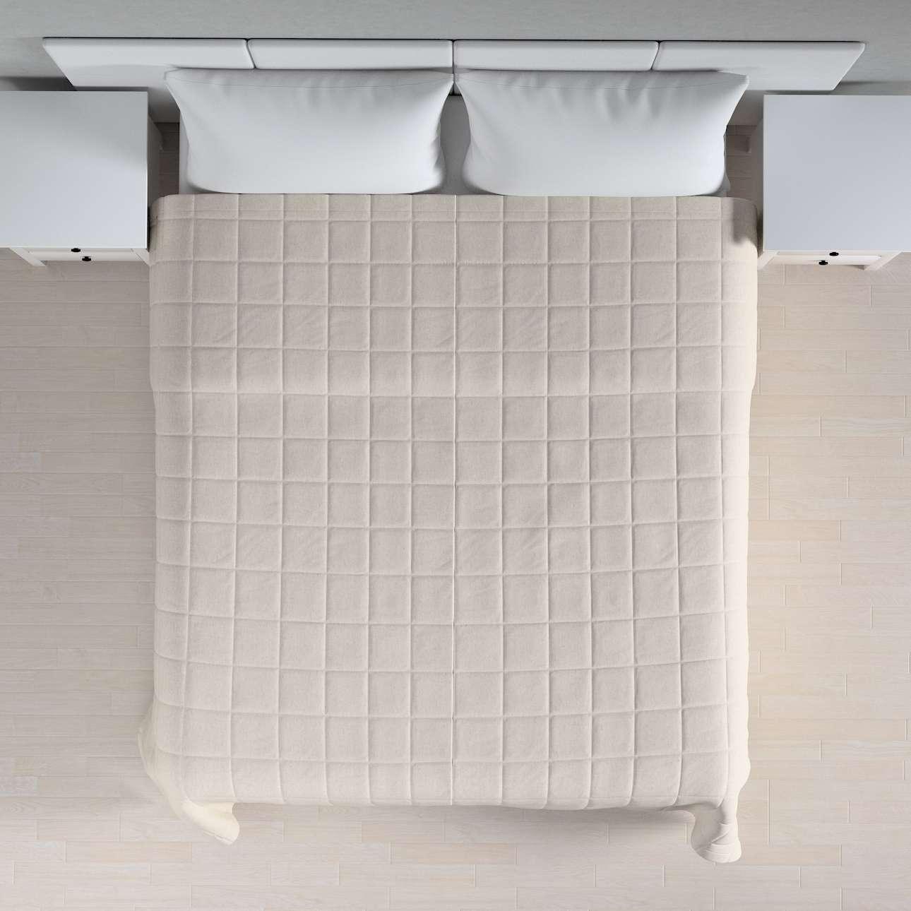 Prehoz prešívaný do štvorcov V kolekcii Loneta, tkanina: 133-65