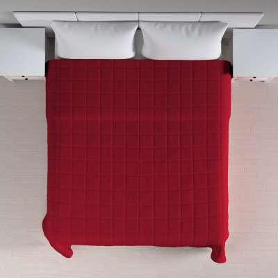Lovatiesės (kvadratėliais dygsniuotos) 705-60 raudona Kolekcija Etna