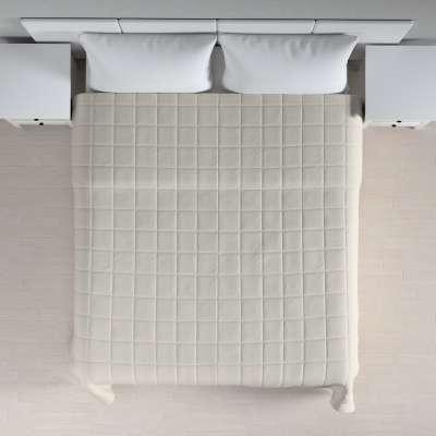Narzuta pikowana w kratę w kolekcji Cotton Panama, tkanina: 702-31