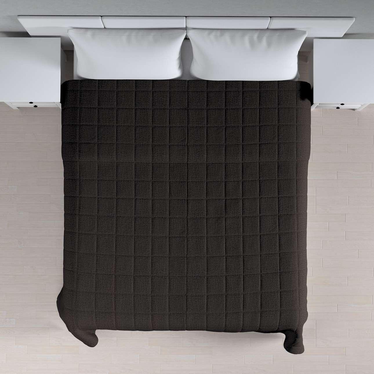 Prehoz prešívaný do štvorcov V kolekcii Etna, tkanina: 702-36