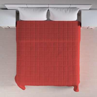 Eenvoudige gewatteerde sprei 142-33 rood Collectie SALE